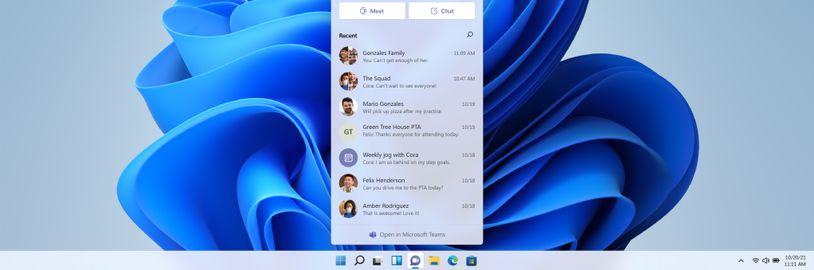 Windows 11 mají stanovený termín premiéry