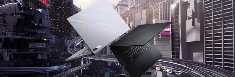 Výkon a přenositelnost se mísí ve všestranném notebooku ROG Zephyrus G15