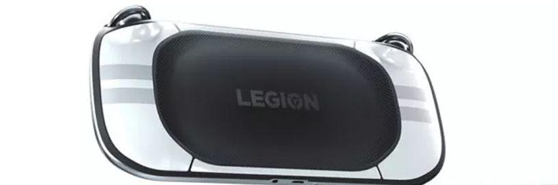 Pracuje Lenovo na herním handheldu?